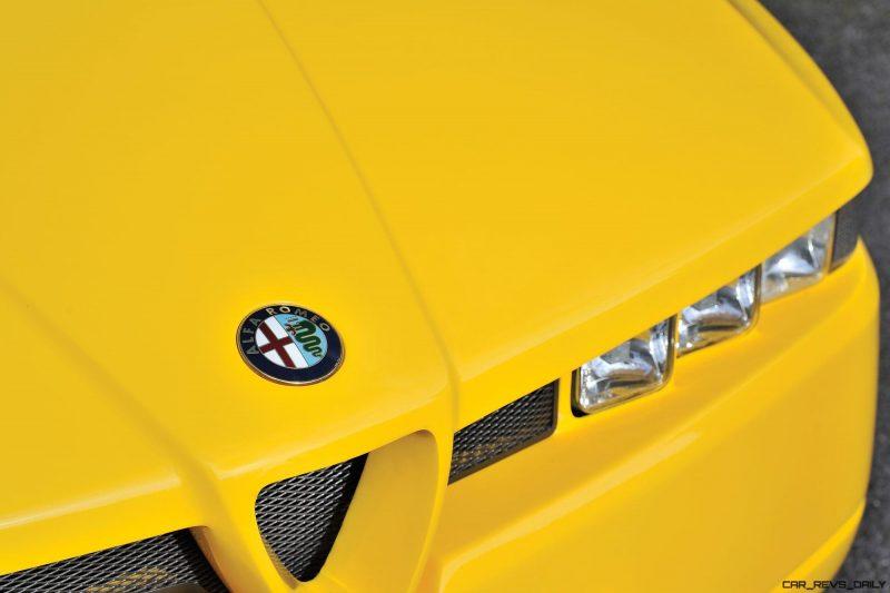 1993 Alfa Romeo RZ by Zagato 19