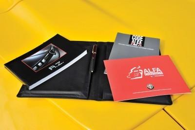 1993 Alfa Romeo RZ by Zagato 20