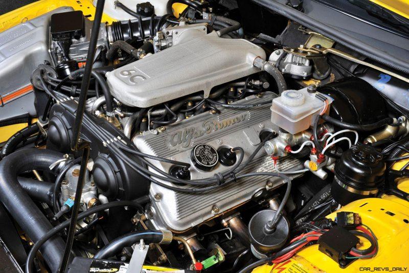 1993 Alfa Romeo RZ by Zagato 3