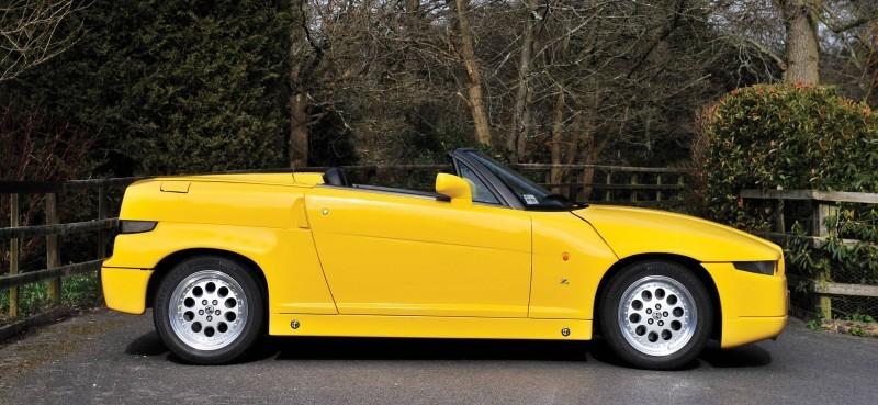 1993 Alfa Romeo RZ by Zagato 5