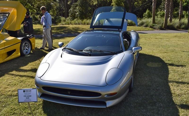 1994 Jaguar XJ220 10