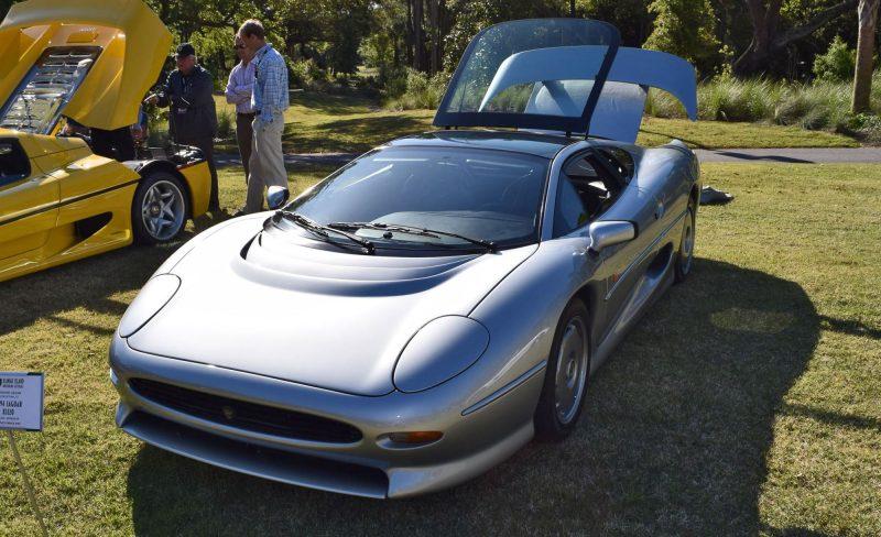 1994 Jaguar XJ220 11