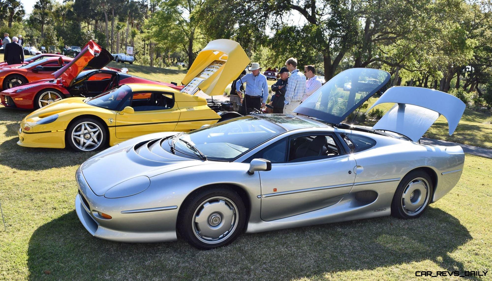 1994 Jaguar XJ220 14