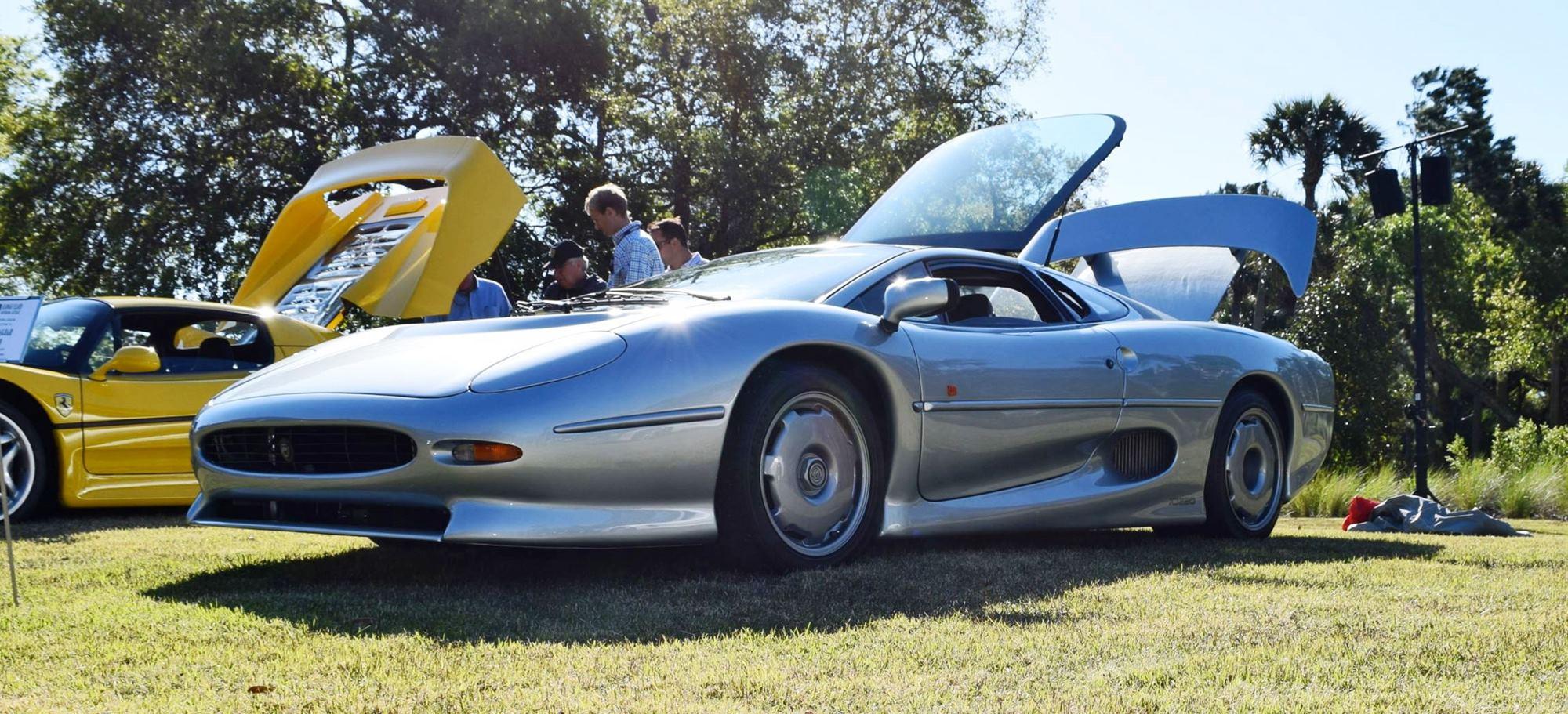 1994 Jaguar XJ220 2
