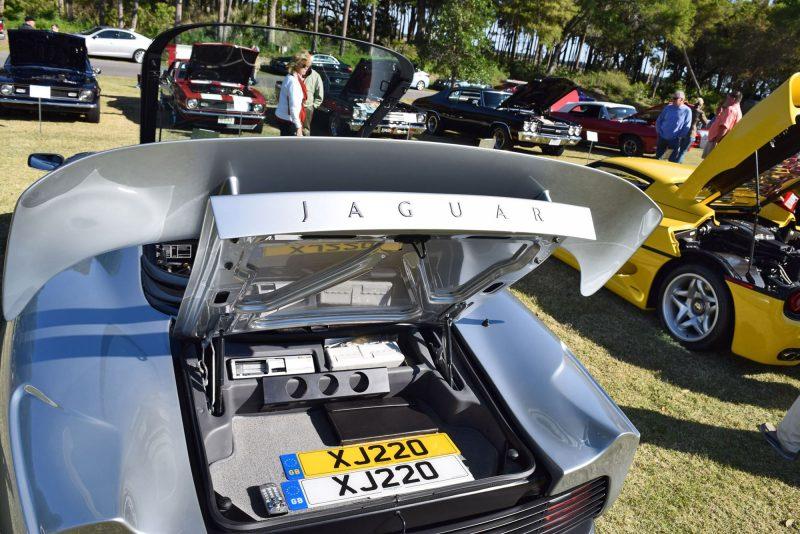 1994 Jaguar XJ220 26