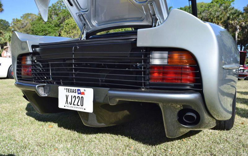 1994 Jaguar XJ220 30