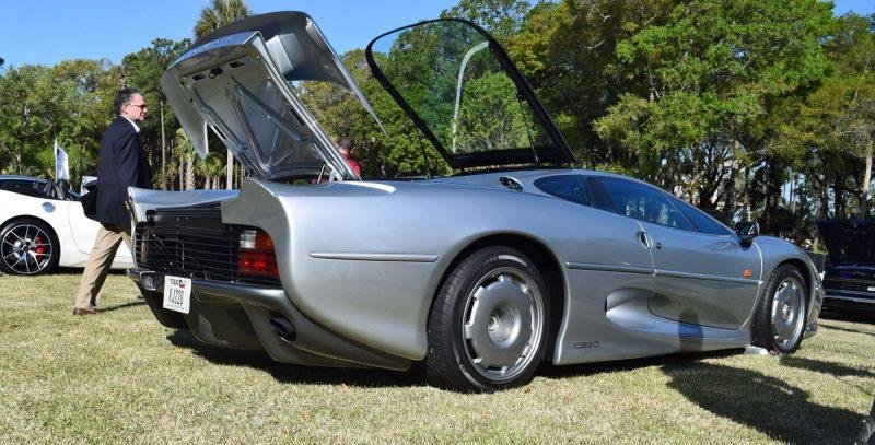 1994 Jaguar XJ220 36