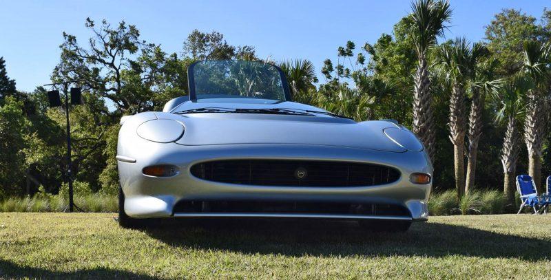 1994 Jaguar XJ220 48