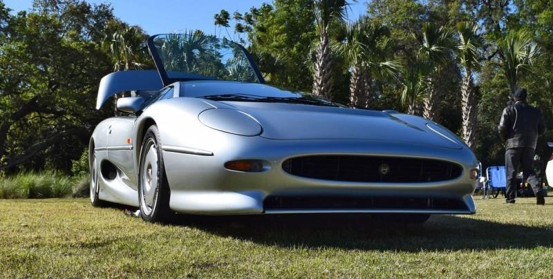 1994 Jaguar XJ220 50