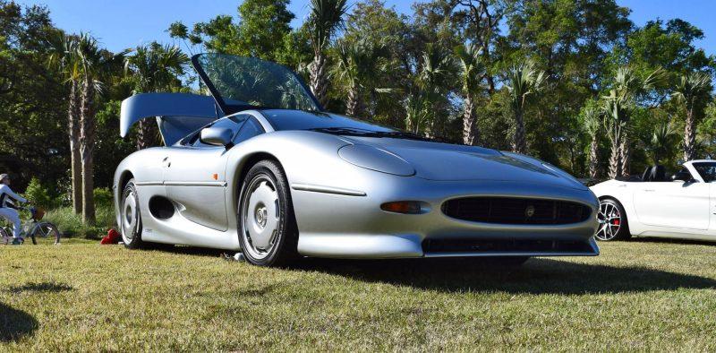 1994 Jaguar XJ220 52