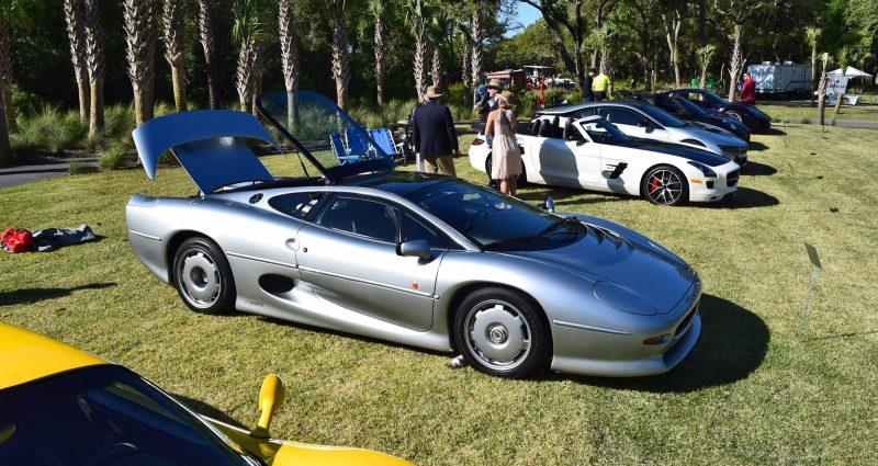 1994 Jaguar XJ220 53