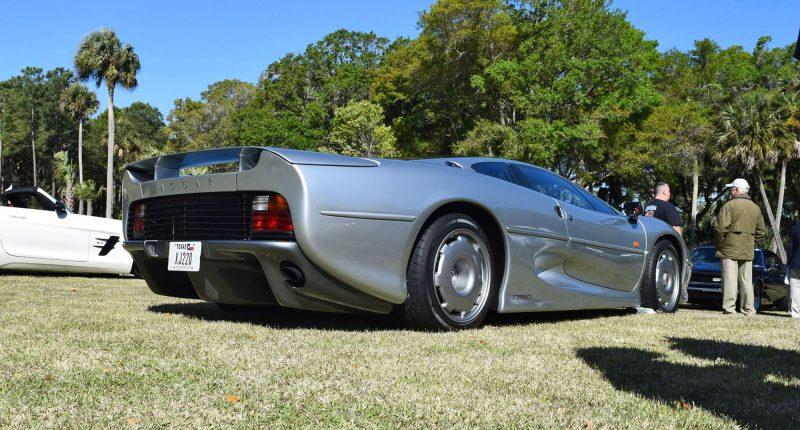 1994 Jaguar XJ220 63