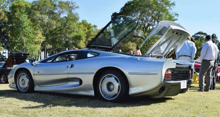 1994 Jaguar XJ220 67