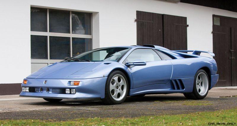 1995 Lamborghini Diablo SE30 Jota 1