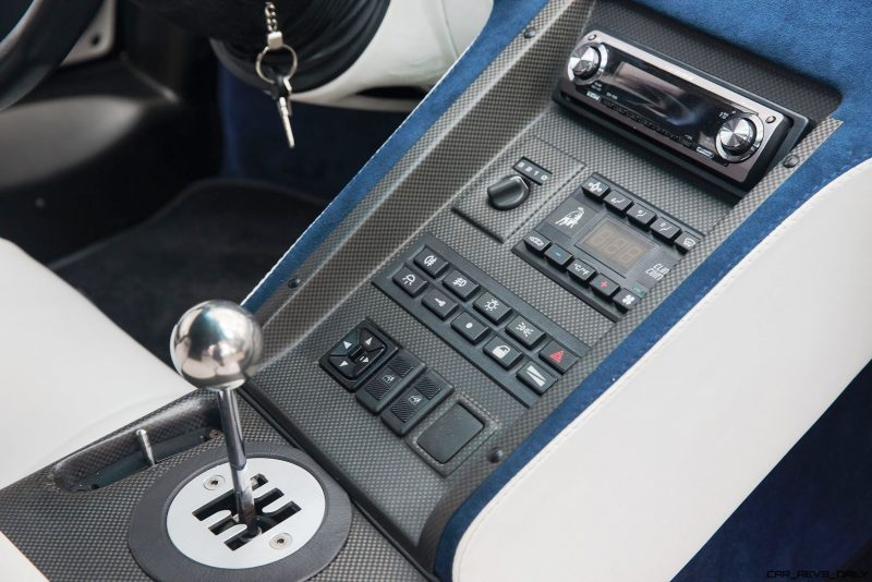 1995 Lamborghini Diablo SE30 Jota 16