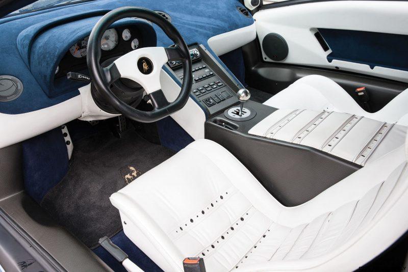 1995 Lamborghini Diablo SE30 Jota 4