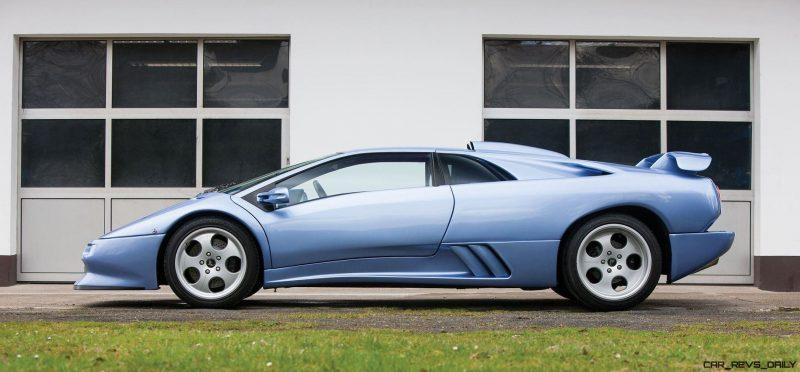 1995 Lamborghini Diablo SE30 Jota 5