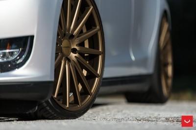 2013 Tesla Model S P85+ - Vossen VFS-2 Wheels -_25353844194_o