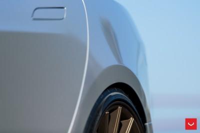 2013 Tesla Model S P85+ - Vossen VFS-2 Wheels -_25685991070_o