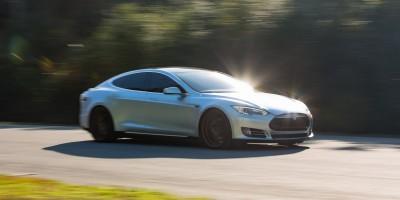 2013 Tesla Model S P85+ - Vossen VFS-2 Wheels -_25865744832_o