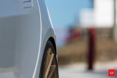 2013 Tesla Model S P85+ - Vossen VFS-2 Wheels -_25891598761_o