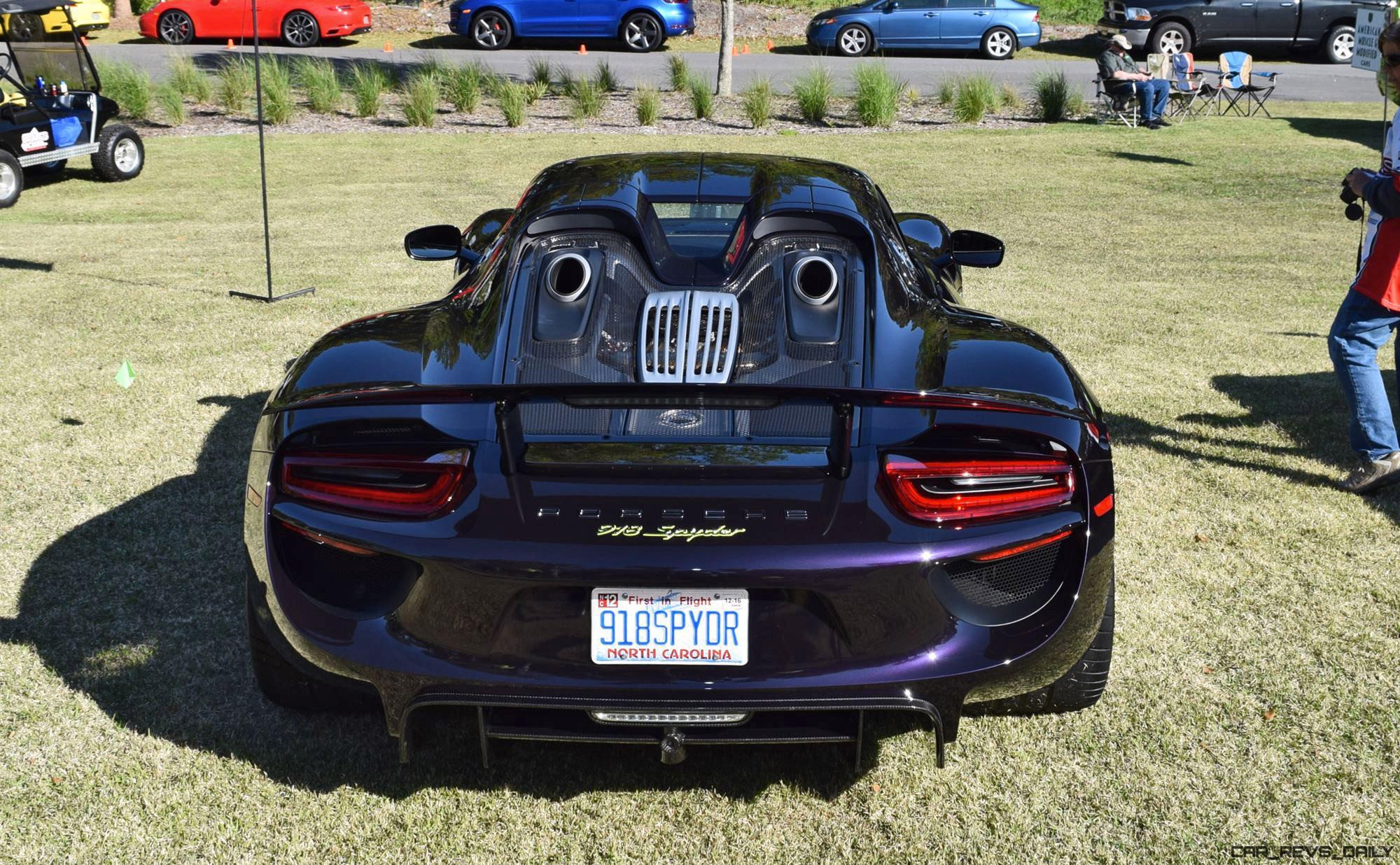 918 spyder black. kiawah 2016 highlights u2013 2015 porsche 918 spyder viola black