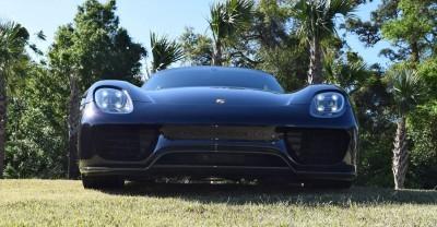 2015 Porsche 918 Spyder - Viola Black 30