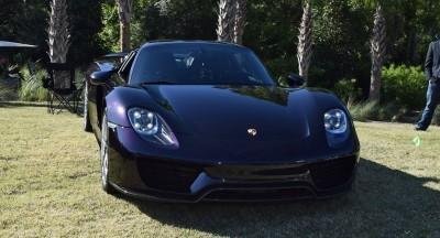 2015 Porsche 918 Spyder - Viola Black 32