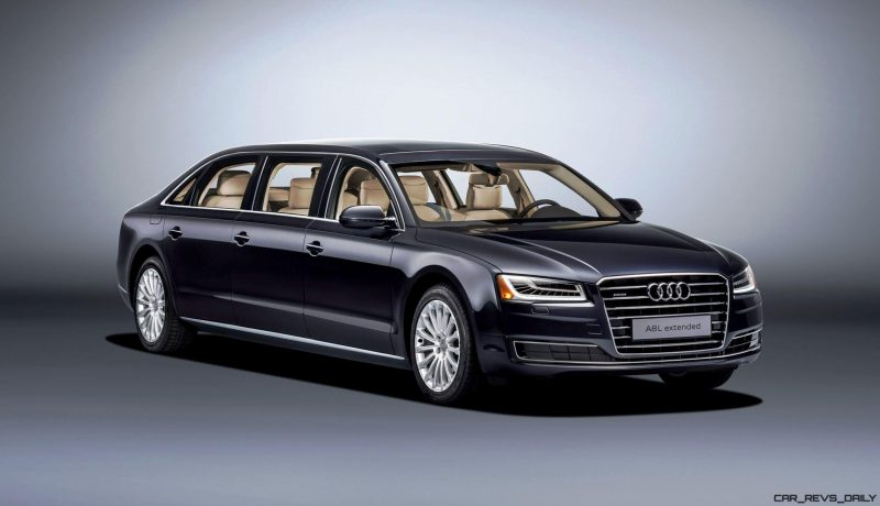 2016 Audi A8L Extended 3