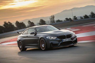 2016 BMW M4 GTS Barcelona 2