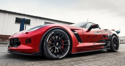 2016 Chevrolet Corvette Z06 by BBM Motorsport 15