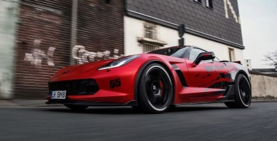 2016 Chevrolet Corvette Z06 by BBM Motorsport 16