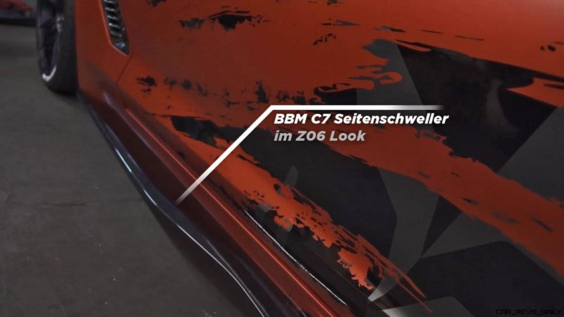 2016 Chevrolet Corvette Z06 by BBM Motorsport 22