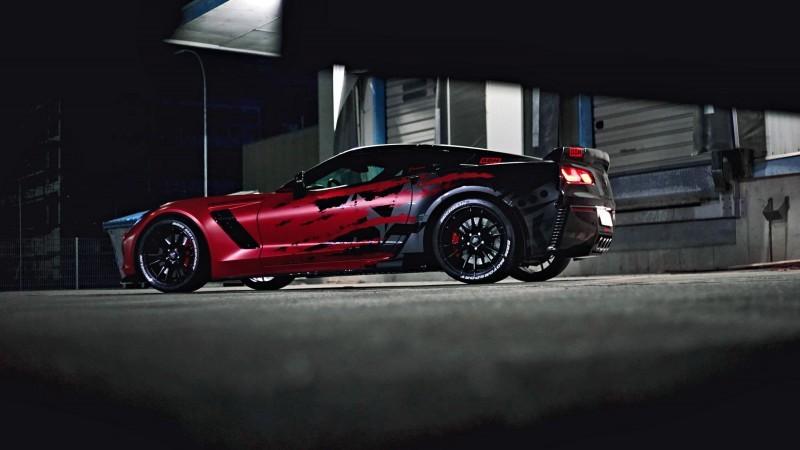 2016 Chevrolet Corvette Z06 by BBM Motorsport 27