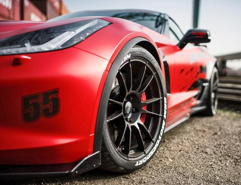 2016 Chevrolet Corvette Z06 by BBM Motorsport 31