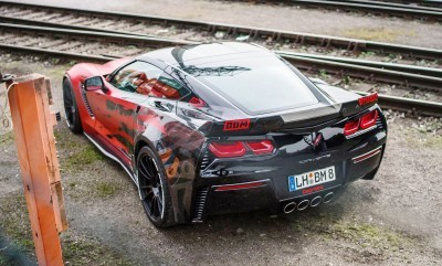 2016 Chevrolet Corvette Z06 by BBM Motorsport 9