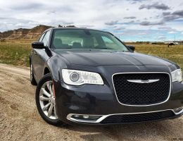 Road Test Review – 2016 Chrysler 300 Limited – By Tim Esterdahl