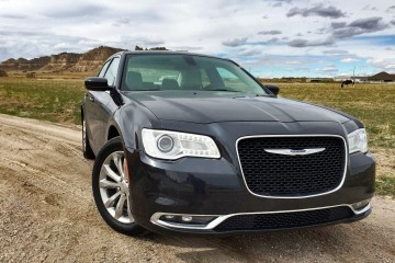 Road Test Review - 2016 Chrysler 300 Limited - By Tim Esterdahl