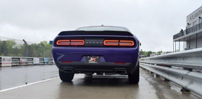 2016 Dodge Challenger RT Plum Crazy 14
