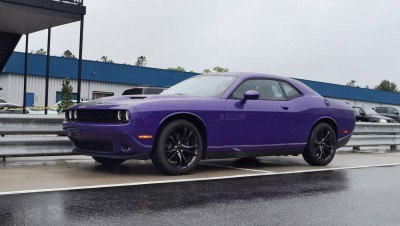 2016 Dodge Challenger RT Plum Crazy 17