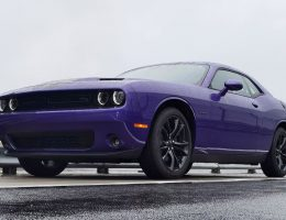 Plum Crazy 2016 Dodge Challenger R/T – XtremeXperience Wet Track Laps Are Mesmerizing (w/ HD Video!)