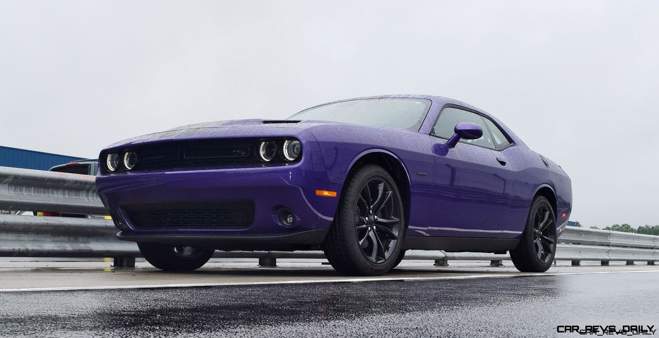 2016 Dodge Challenger RT Plum Crazy 18