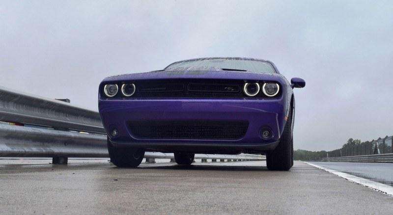 2016 Dodge Challenger RT Plum Crazy 19