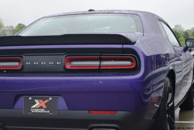 2016 Dodge Challenger RT Plum Crazy 2