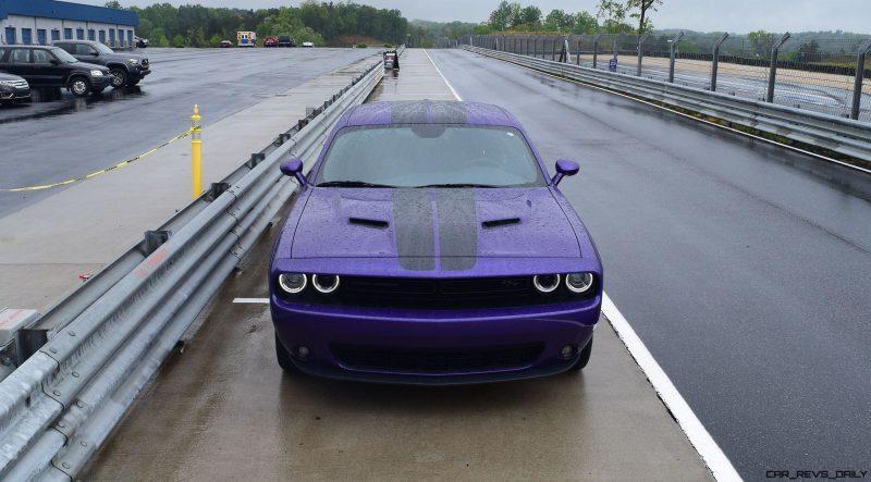 2016 Dodge Challenger RT Plum Crazy 21