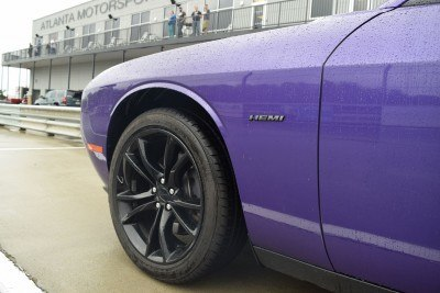 2016 Dodge Challenger RT Plum Crazy 22