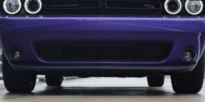 2016 Dodge Challenger RT Plum Crazy 3