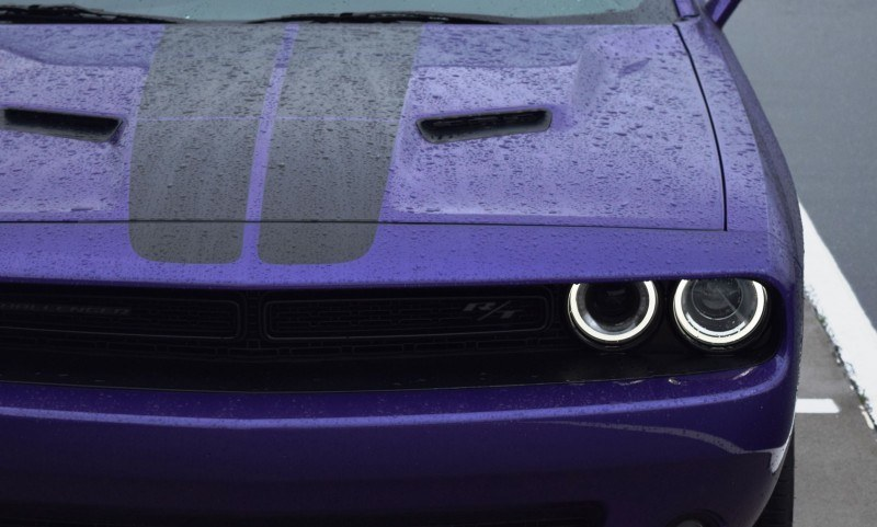 2016 Dodge Challenger RT Plum Crazy 4