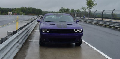 2016 Dodge Challenger RT Plum Crazy 5