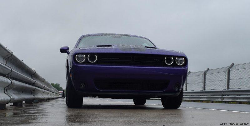 2016 Dodge Challenger RT Plum Crazy 8